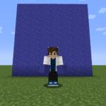 【マイクラ(JE)】青色のコンクリートパウダーの入手方法と使い道を解説(あかまつんのマインクラフト)