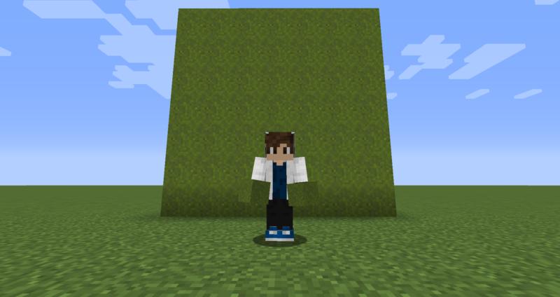 【マイクラ(JE)】緑色のコンクリートパウダーの入手方法と使い道を解説(もさもさのマインクラフト)