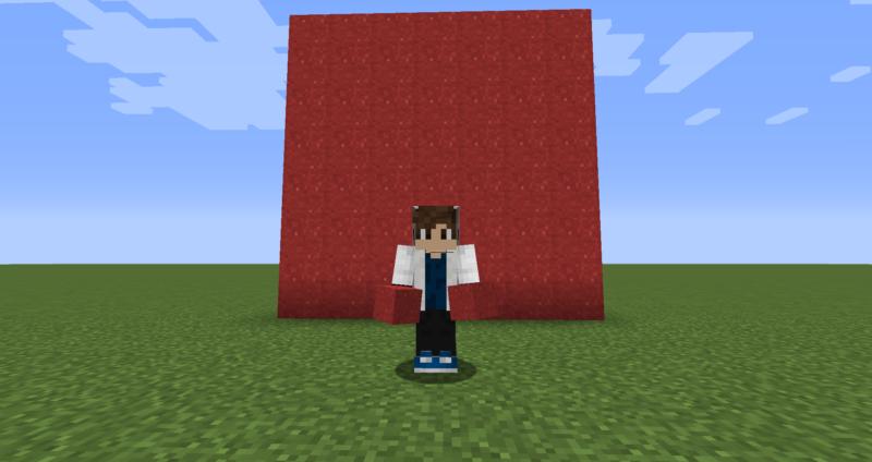 【マイクラ(JE)】赤色のコンクリートパウダーの入手方法と使い道を解説(もさもさのマインクラフト)
