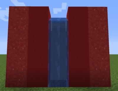 赤色のコンクリートパウダーの使い道
