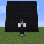 【マイクラ(JE)】黒色のコンクリートパウダーの入手方法と使い道を解説(あかまつんのマインクラフト)