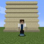 【マイクラ(JE)】滑らかな砂岩の階段の入手方法と使い道を解説(あかまつんのマインクラフト)