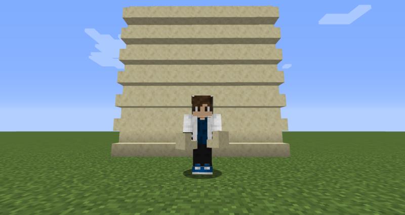 【マイクラ(JE)】滑らかな砂岩の階段の入手方法と使い道を解説(もさもさのマインクラフト)