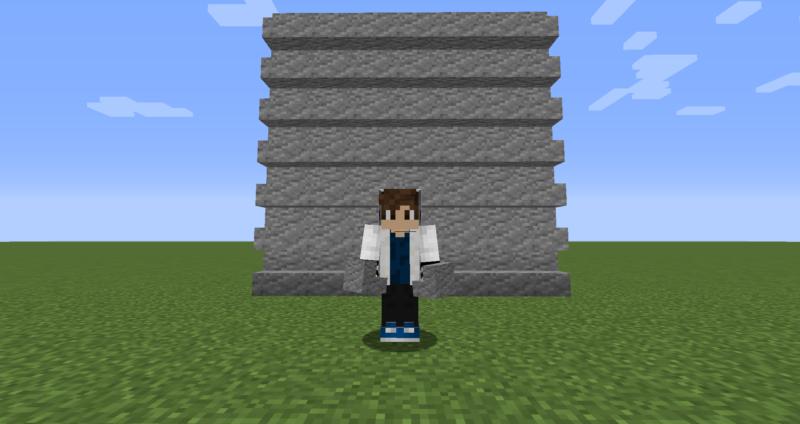 【マイクラ(JE)】安山岩の階段の入手方法と使い道を解説(もさもさのマインクラフト)