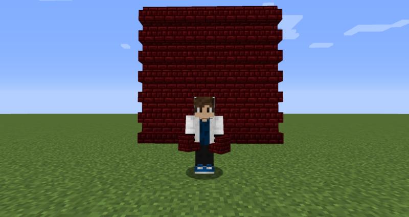 【マイクラ(JE)】赤いネザーレンガの階段の入手方法と使い道を解説(もさもさのマインクラフト)
