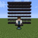 【マイクラ(JE)】磨かれたブラックストーンレンガのハーフブロックの入手方法と使い道を解説(あかまつんのマインクラフト)