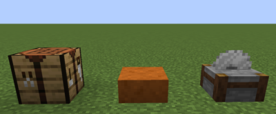 滑らかな赤い砂岩のハーフブロックの入手方法