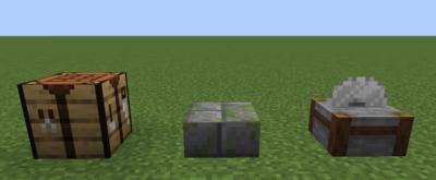 苔むした石レンガのハーフブロックの入手方法