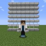 【マイクラ(JE)】磨かれた閃緑岩のハーフブロックの入手方法と使い道を解説(あかまつんのマインクラフト)