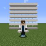 【マイクラ(JE)】滑らかなクォーツのハーフブロックの入手方法と使い道を解説(あかまつんのマインクラフト)