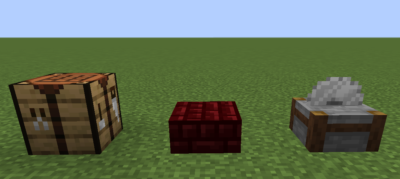 赤いネザーレンガのハーフブロックの入手方法