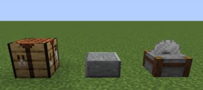 磨かれた安山岩のハーフブロックの入手方法