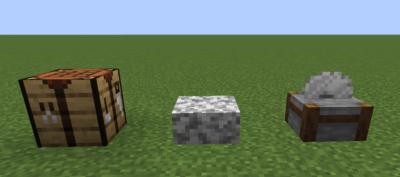 閃縁岩のハーフブロックの入手方法