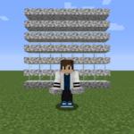 【マイクラ(JE)】閃緑岩のハーフブロックの入手方法と使い道を解説(あかまつんのマインクラフト)