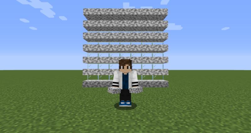 【マイクラ(JE)】閃緑岩のハーフブロックの入手方法と使い道を解説(もさもさのマインクラフト)