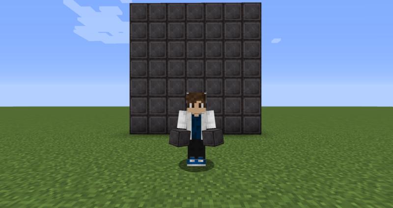 【マイクラ(JE)】ネザライトブロックの入手方法と2つの使い道を解説(もさもさのマインクラフト)