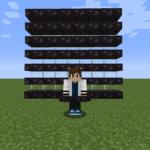 【マイクラ(JE)】ブラックストーンのハーフブロックの入手方法と使い道を解説(あかまつんのマインクラフト)