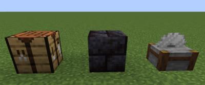 磨かれたブラックストーンレンガの入手方法