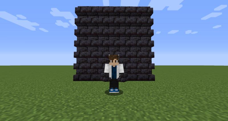 【マイクラ(JE)】磨かれたブラックストーンレンガの階段の入手方法と使い道を解説(もさもさのマインクラフト)