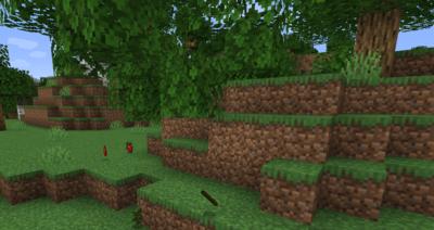 オークの苗木を育てて棒を入手する