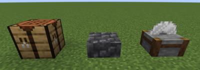 深層岩の丸石のハーフブロックの入手方法