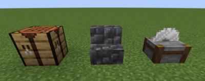 深層岩の丸石の階段の入手方法