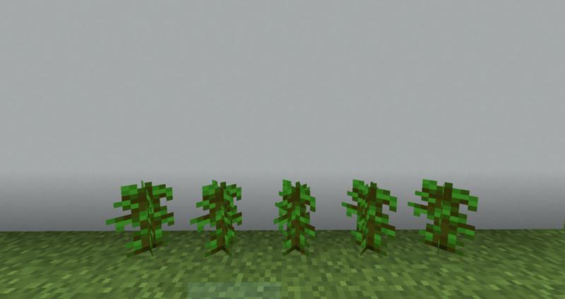 【マイクラ(JE)】ジャングルの苗木の入手方法と4つの使い道を解説(もさもさのマインクラフト)
