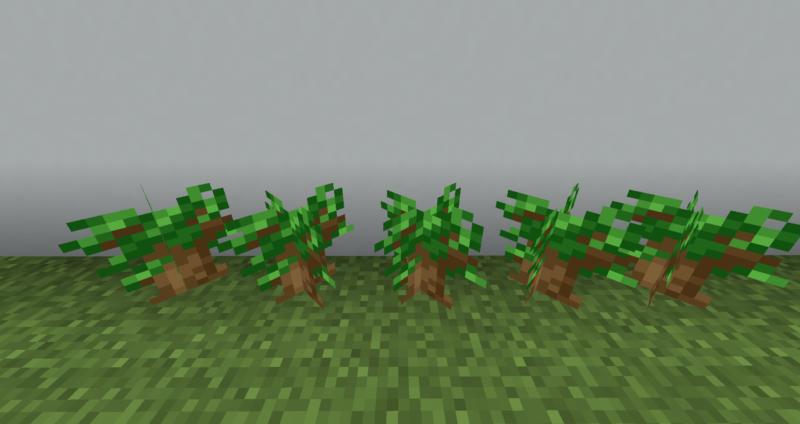 【マイクラ(JE)】ダークオークの苗木の入手方法と4つの使い道を解説(もさもさのマインクラフト)