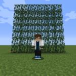 【マイクラ(JE)】マツの葉の入手方法と使い道を解説(あかまつんのマインクラフト)
