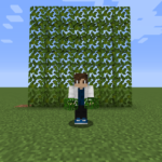 """<span class=""""title"""">【マイクラ(JE)】ジャングルの葉の入手方法と使い道を解説(もさもさのマインクラフト)</span>"""