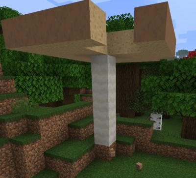 茶色のキノコブロックの入手方法