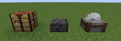 磨かれた深層岩のハーフブロックの入手方法