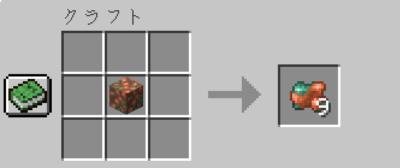 銅の原石ブロックの使い道