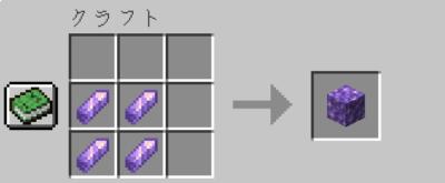 アメジストブロックの入手方法