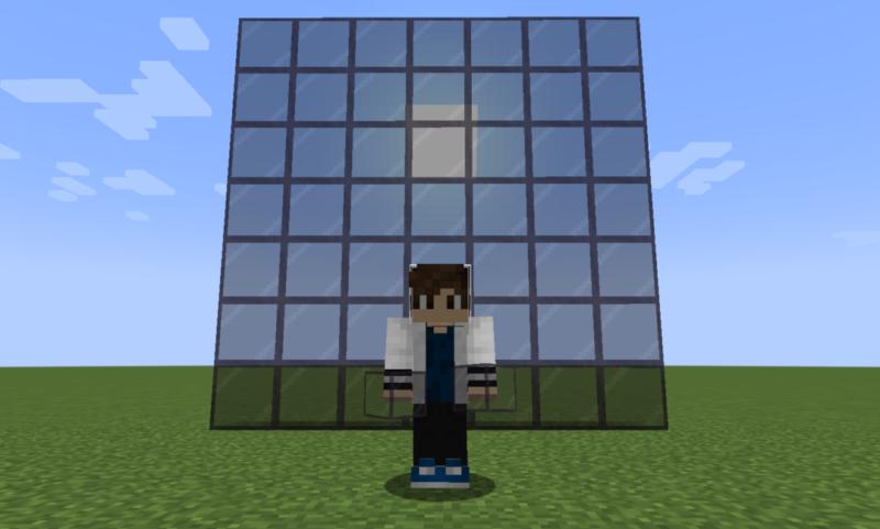 【マイクラ(JE)】遮光ガラスの入手方法と使い道を解説(もさもさのマインクラフト)