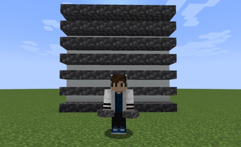 【マイクラ(JE)】深層岩の丸石のハーフブロックの入手方法と使い道を解説(もさもさのマインクラフト)