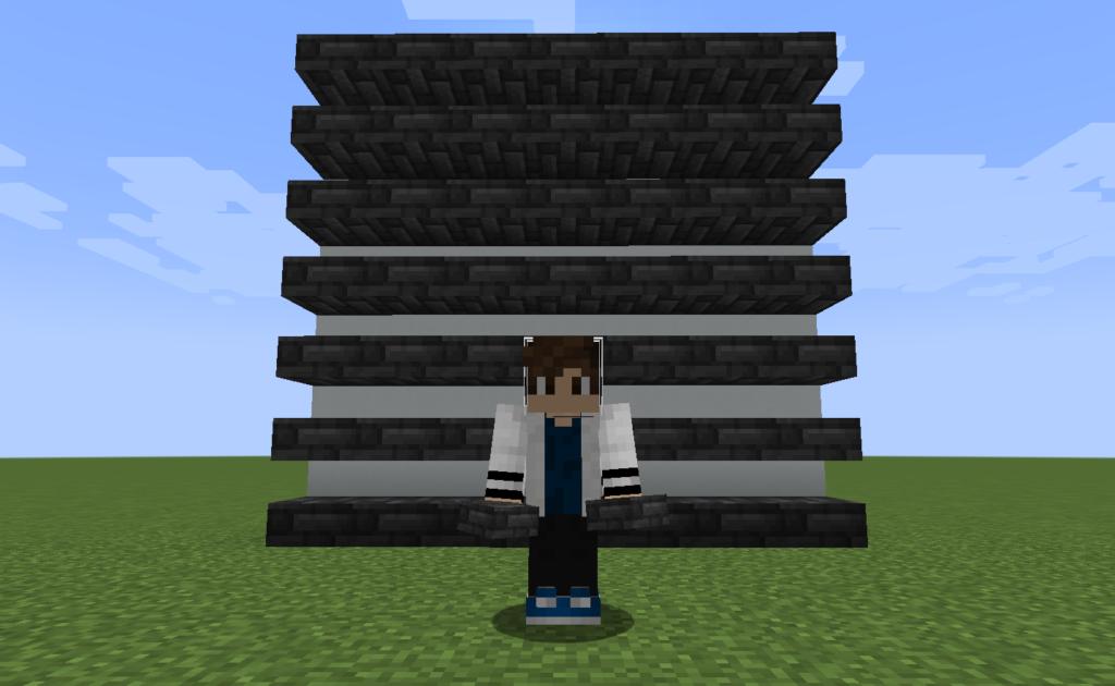 【マイクラ(JE)】深層岩タイルのハーフブロックの入手方法と使い道を解説(もさもさのマインクラフト)