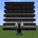 【マイクラ(JE)】深層岩タイルのハーフブロックの入手方法と使い道を解説(あかまつんのマインクラフト)