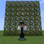 【マイクラ(JE)】開花したツヅジの葉の入手方法と使い道を解説(あかまつんのマインクラフト)
