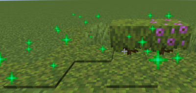 苔ブロックを作る