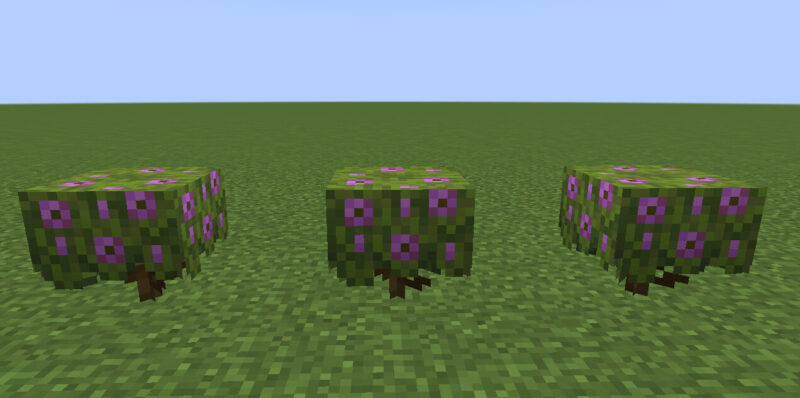 【マイクラ(JE)】開花したツヅジの入手方法と7つの使い道を解説(もさもさのマインクラフト)