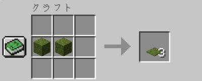 苔のカーペットの入手方法