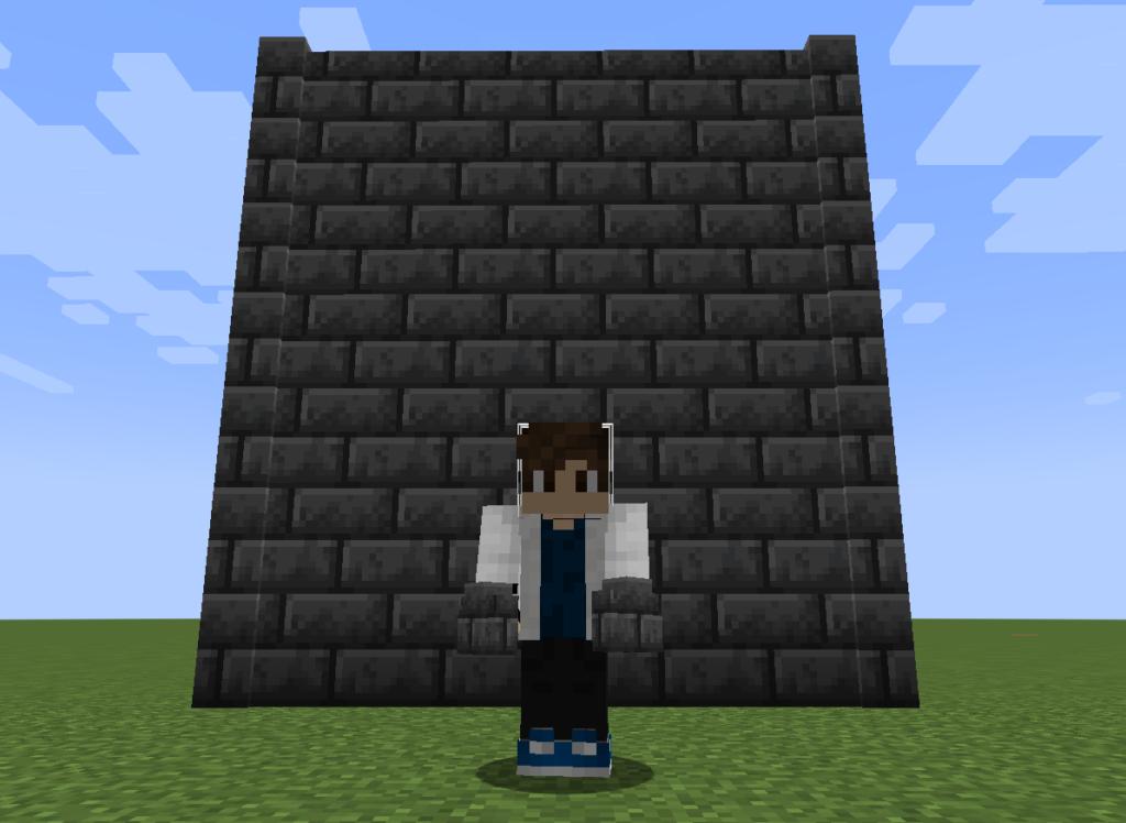 【マイクラ(JE)】深層岩レンガの塀の入手方法と使い道を解説(もさもさのマインクラフト)