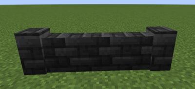深層岩タイルの塀の使い道