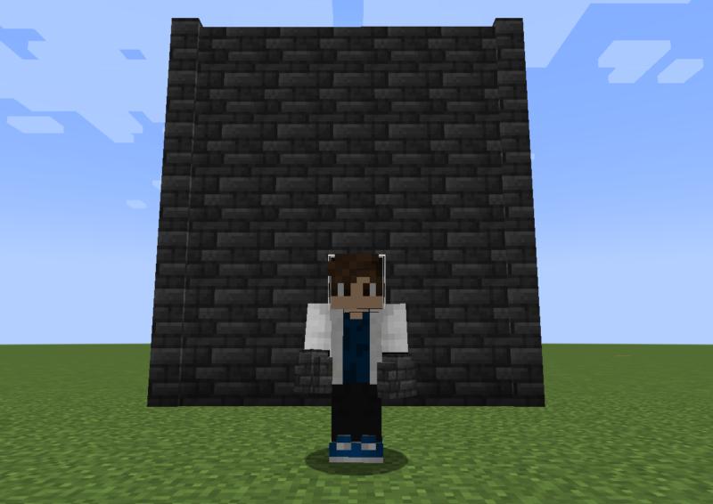 【マイクラ(JE)】深層岩タイルの塀の入手方法と使い道を解説(もさもさのマインクラフト)