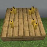 【マイクラ(JE)】黄色のろうそくの入手方法と使い道を解説(あかまつんのマインクラフト)