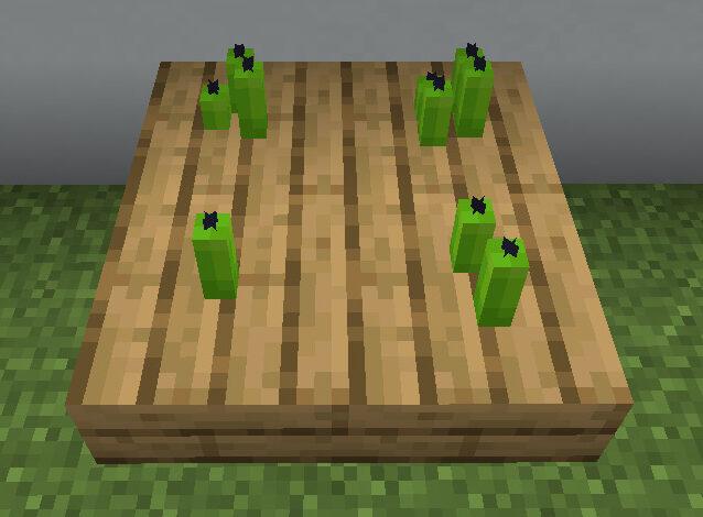 【マイクラ(JE)】黄緑色のろうそくの入手方法と使い道を解説(もさもさのマインクラフト)