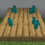 【マイクラ(JE)】青緑色のろうそくの入手方法と使い道を解説(あかまつんのマインクラフト)