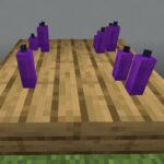 【マイクラ(JE)】紫色のろうそくの入手方法と使い道を解説(あかまつんのマインクラフト)