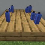 【マイクラ(JE)】青色のろうそくの入手方法と使い道を解説(あかまつんのマインクラフト)